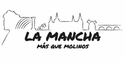Logo de La Mancha más que molinos